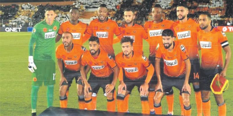Football: La RSB perd la finale mais gagne l'estime de l'Afrique