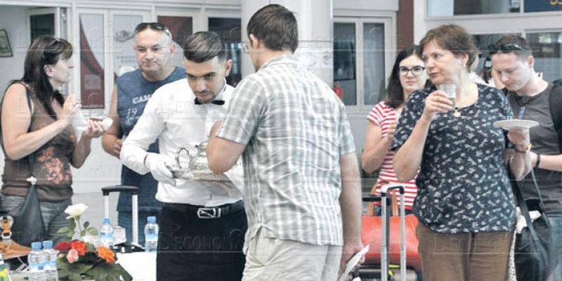 Saïdia: Première arrivée de touristes slovaques