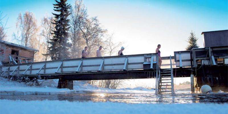 Le sauna finlandais au patrimoine immatériel de l'Unesco