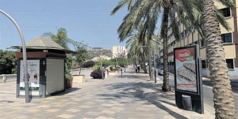 Sebta: Les commerçants font grise mine