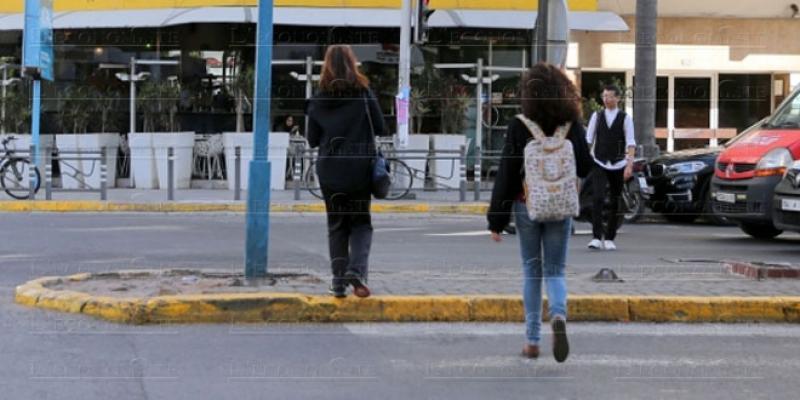 Enquête L'Economiste-Sunergia: Les hommes se sentent plus en sécurité que les femmes