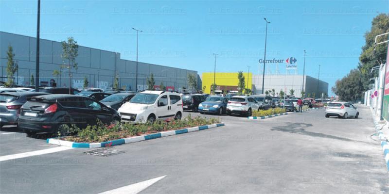 Un 4e Sela Park s'installe à Témara