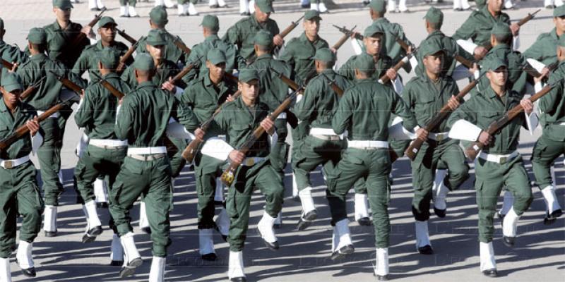 Exclusif - Inédit, comment l'armée s'implique dans la formation professionnelle