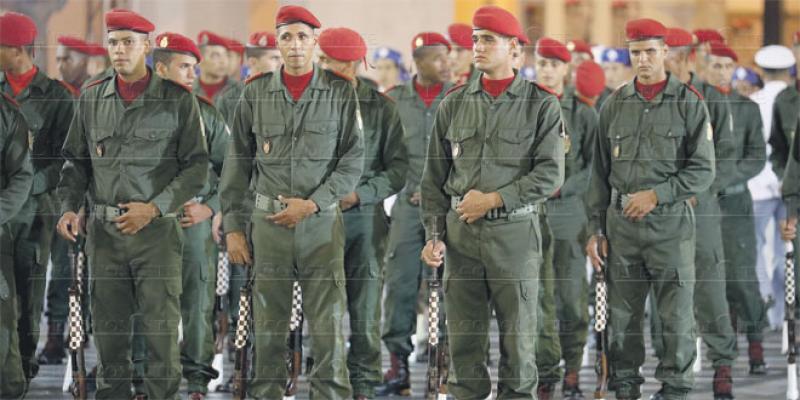 Service militaire obligatoire: Mode opératoire