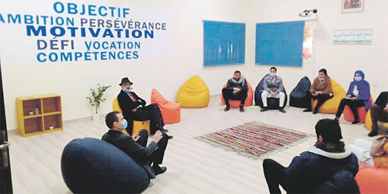 Sidi Bennour: Lancement d'une plateforme pour l'insertion économique des jeunes