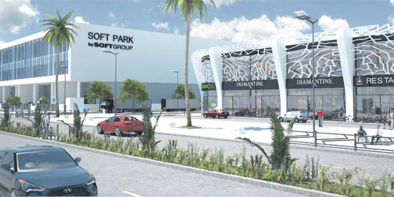 Parc industriel et logistique: Softgroup injecte 1,2 milliard de DH à Casablanca