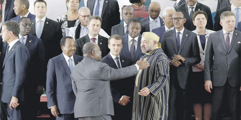 Sommet UE-UA/Migration: Le Roi plaide pour une nouvelle approche