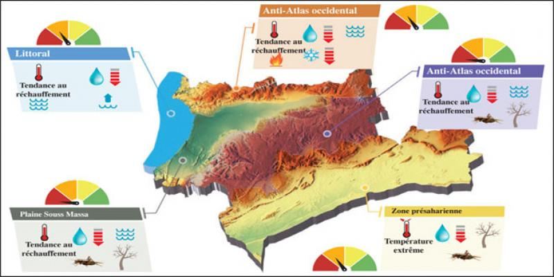 Plan climat: Souss Massa servira de laboratoire