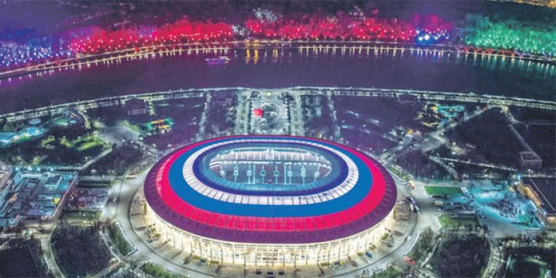 Coupe du monde/Les lions de l'Atlas à l'honneur en Russie