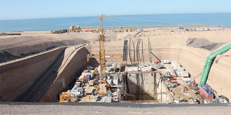 Station de dessalement: Ouf de soulagement à Chtouka Aït Baha