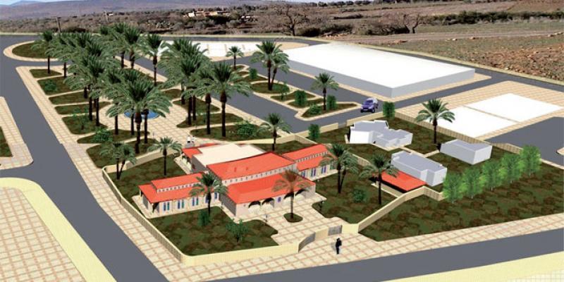 Stations thermales: Un centre touristique pour Fezouane en route