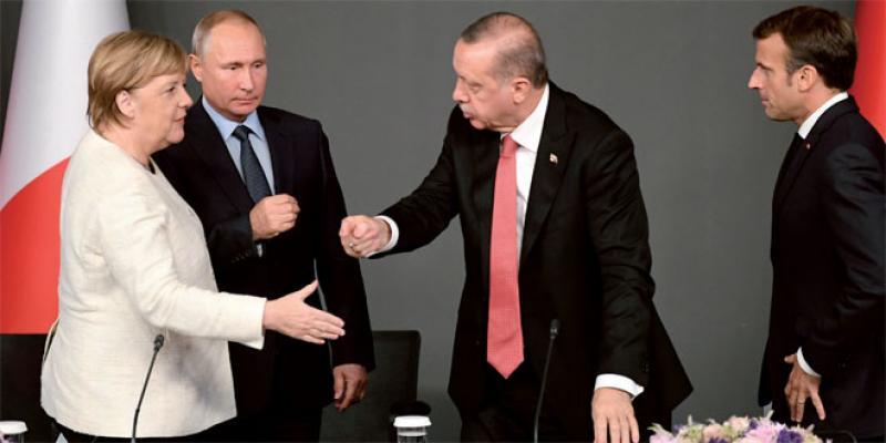 Syrie: Un sommet pour une trêve durable