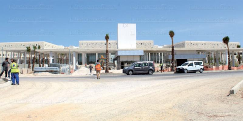 Tanger: Le CHU dans les starting-blocks