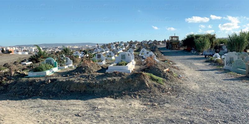 Tanger veut soigner ses cimetières