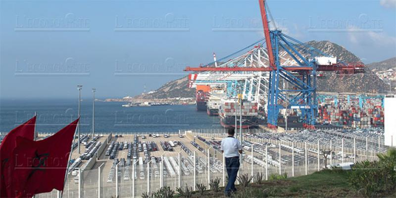 Tanger, de cité portuaire à port franc numérique