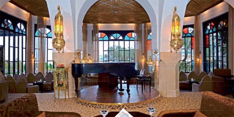 Tanger: L'hôtel El Minzah reprend du service