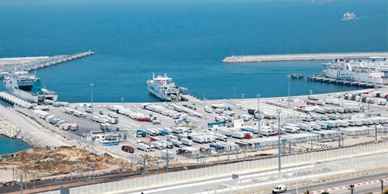 Tanger Med: L'activité logistique en croissance à Medhub