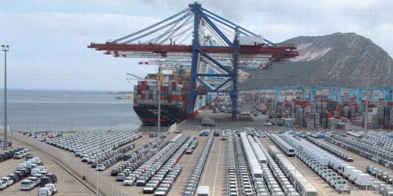 Détroit: Tanger Med explose les compteurs