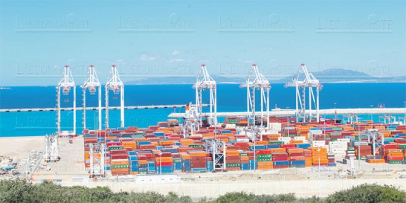 Tanger Med: Le chiffre d'affaires poursuit sa hausse