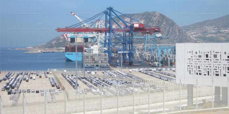TangerMed s'affranchit du port d'Algésiras