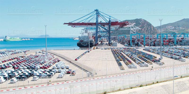Tanger Med: De nouveaux équipements pour le port à transbordement