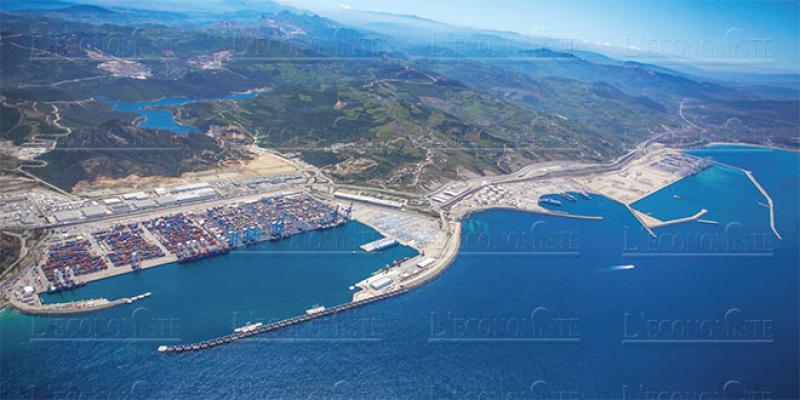 Dossier Tanger - Le port de Tanger Med confirme son hégémonie