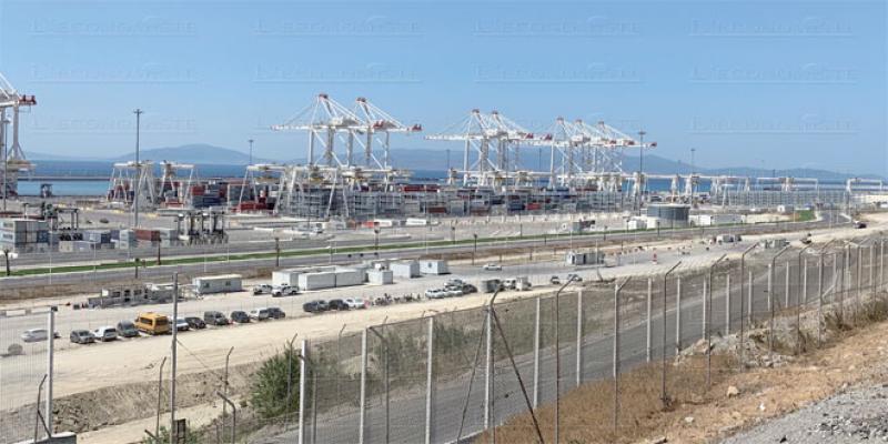 Tanger Med 2: 400 m supplémentaires de quai pour APM