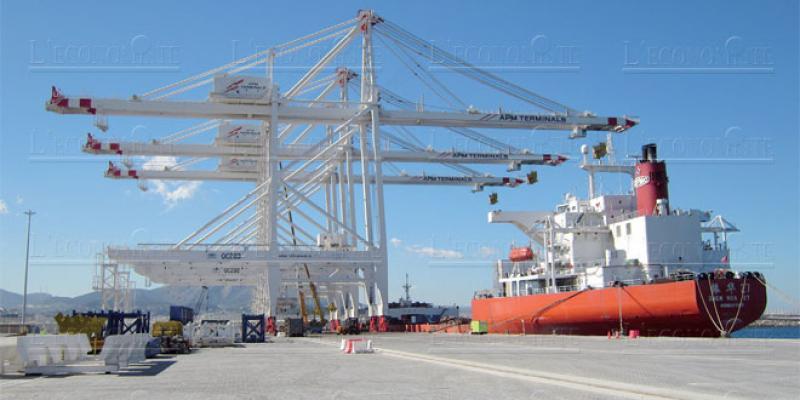 TangerMed: Les remorqueurs se préparent à entrer en service