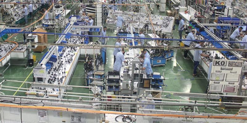 Dossier Tanger - Tanger Med Zones: L'industrie résiliente malgré tout