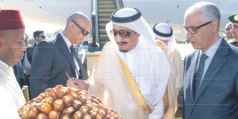 Tanger: Le séjour du roi Salman tient en haleine les opérateurs