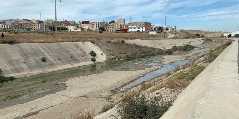 Tanger sous le spectre du stress hydrique