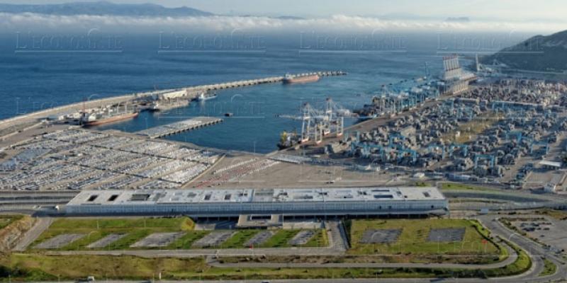 TangerMed: La bourse de fret démarre