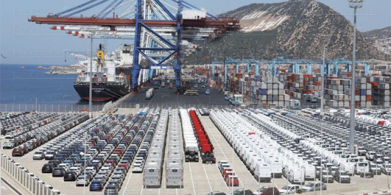 TangerMed: 1er port en Méditerranée en 2019