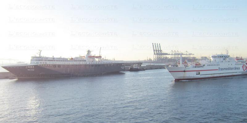 Trafic conteneurs: Bataille rangée entre TangerMed et Algésiras