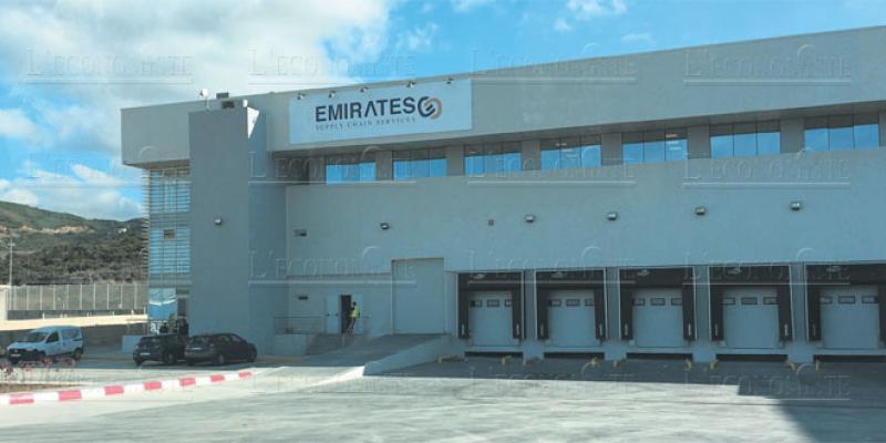 TangerMed: La zone logistique prépare son extension