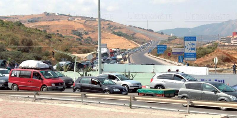 Embouteillages à TangerMed: Un coup espagnol?