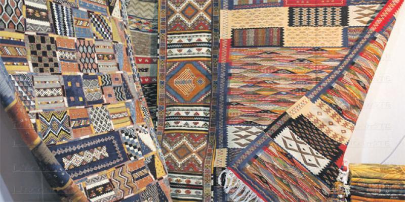 Les tapissiers marocains face à une offensive orientale