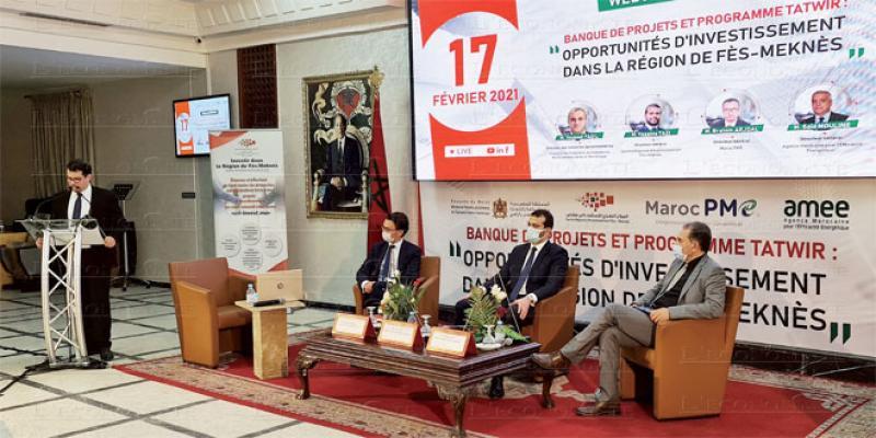 Fès-Meknès veut doper son tissu industriel