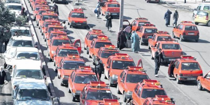 Taxis: Les agréments bloquent la modernisation du secteur