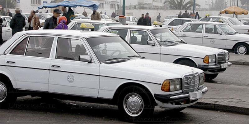 Taxis: Une proposition pour ouvrir le secteur à la concurrence