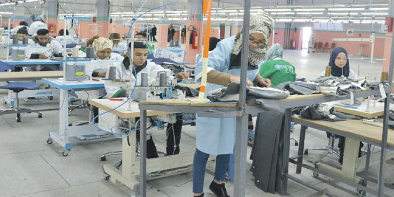 Le textile, 1er employeur à Guercif