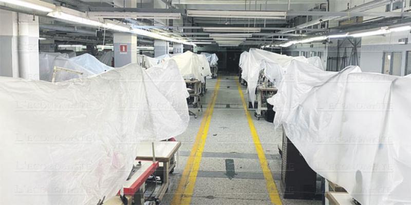 Casa-Textile-habillement: La filière du prêt-à-porter agonise