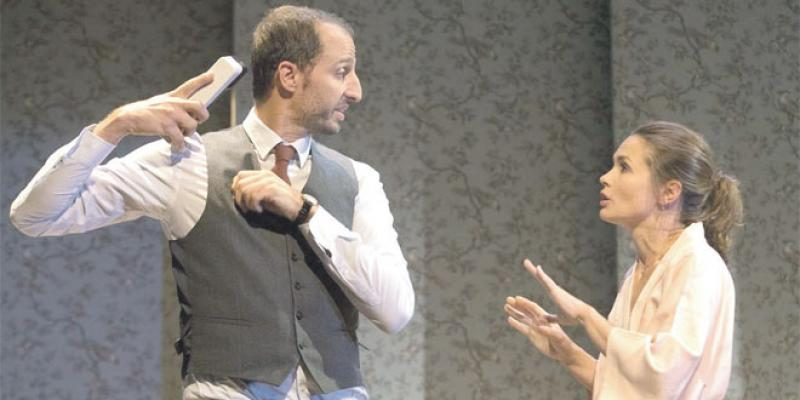 Théâtre: Quand le couple se remet en question