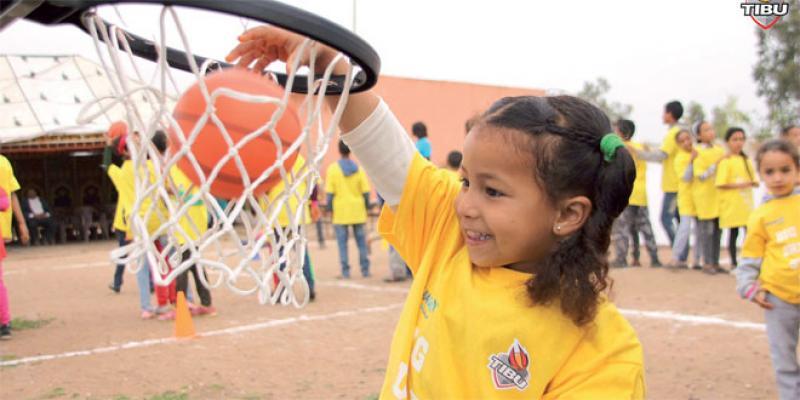 Tibu Maroc: Des actions inspirantes pour fêter le basket