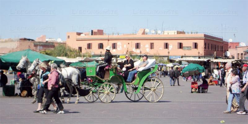 Tourisme: Un été exceptionnel pour Marrakech