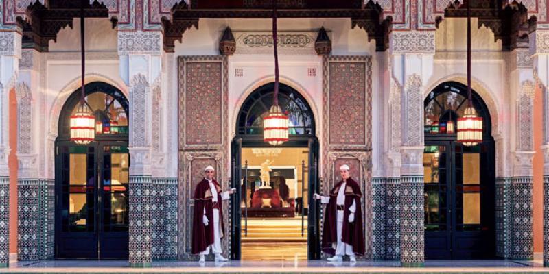 Tourisme: Marrakech veut retrouver sa clientèle de luxe