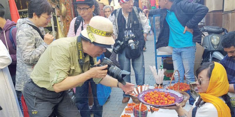 Tanger: Les touristes chinois explosent le compteur