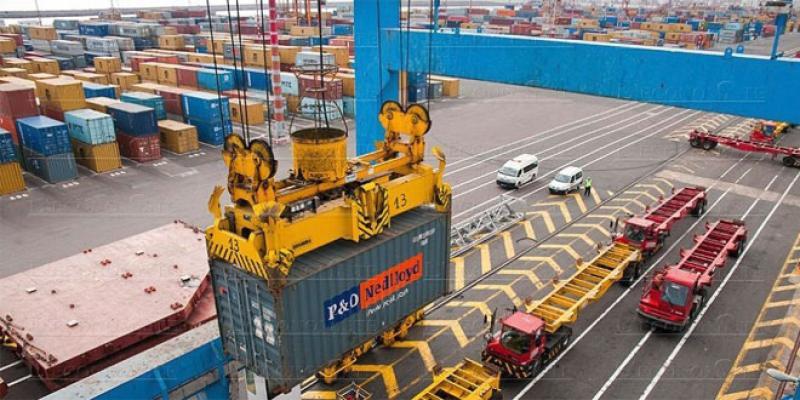 Trafic portuaire: Hausse de 7,3% au premier trimestre