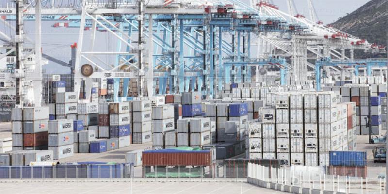 Le trafic portuaire toujours orienté à la hausse