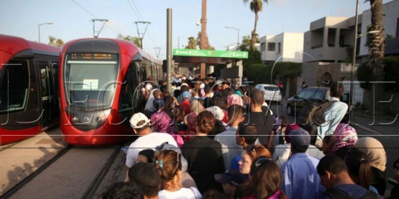 Casa-Tram: 157 millions de passagers en 5 ans